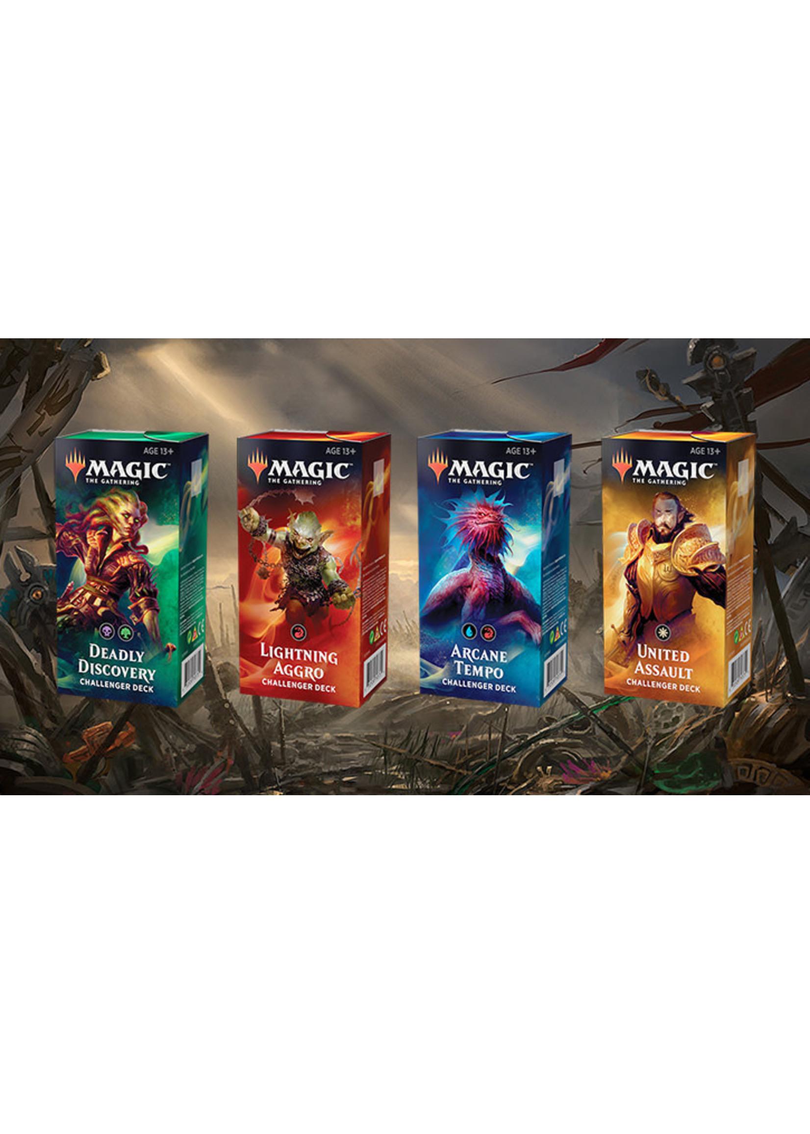 Wizards of the Coast MTG Commander Deck