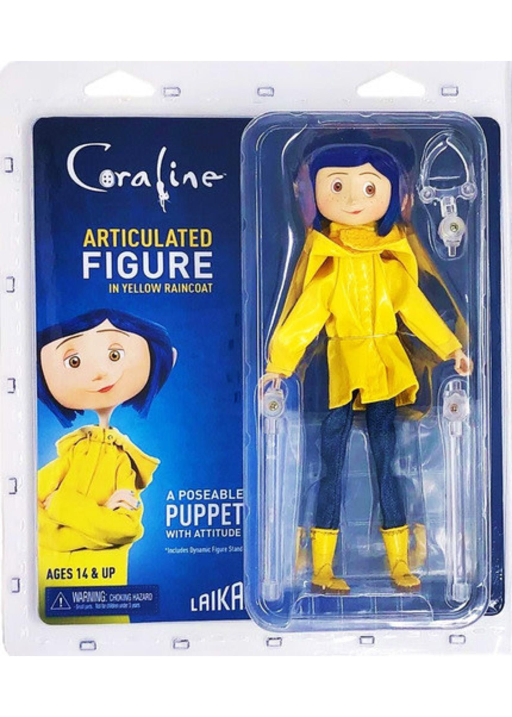 Coraline PVC Best of Figures Set