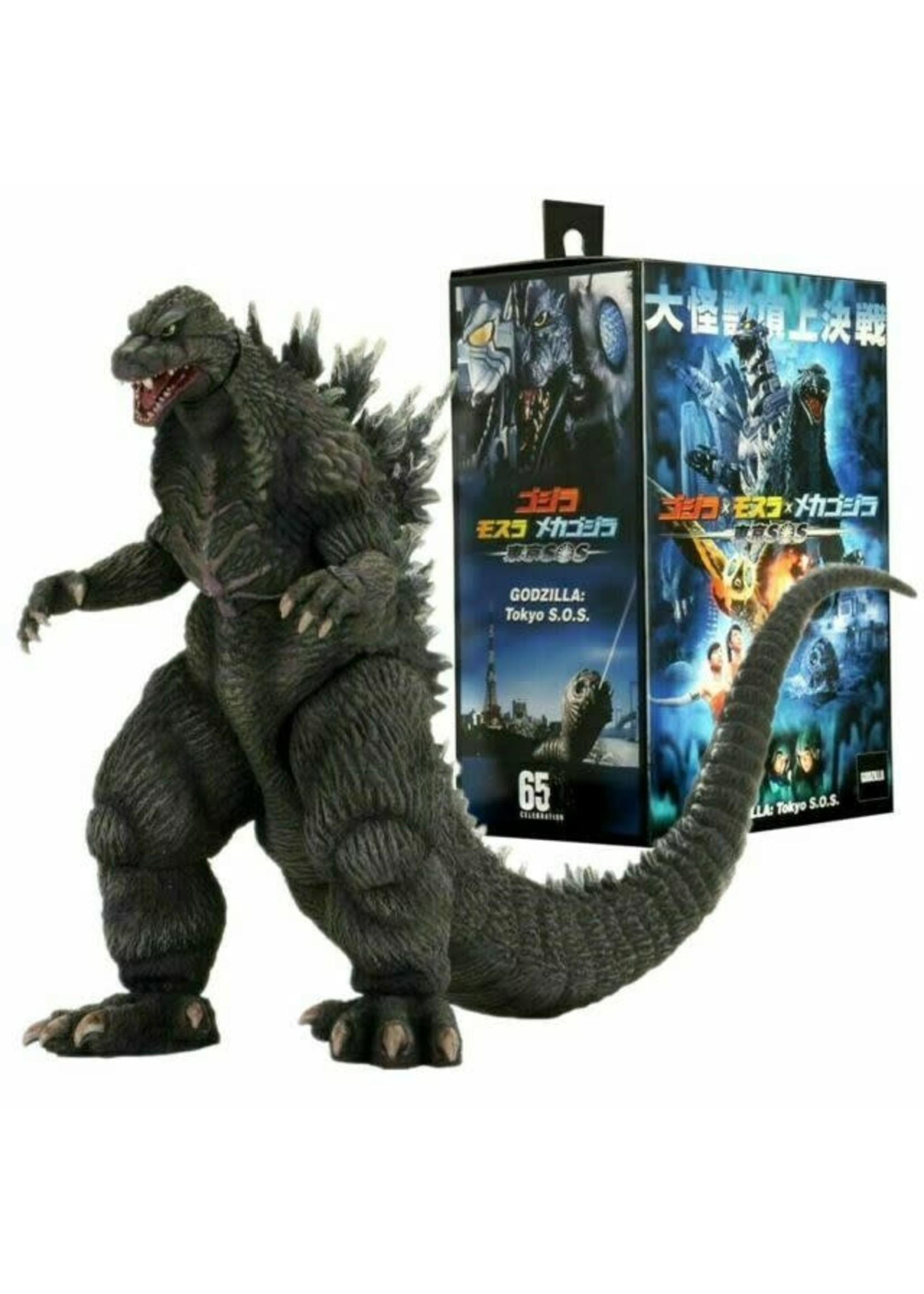 Neca Godzilla Tokyo SOS