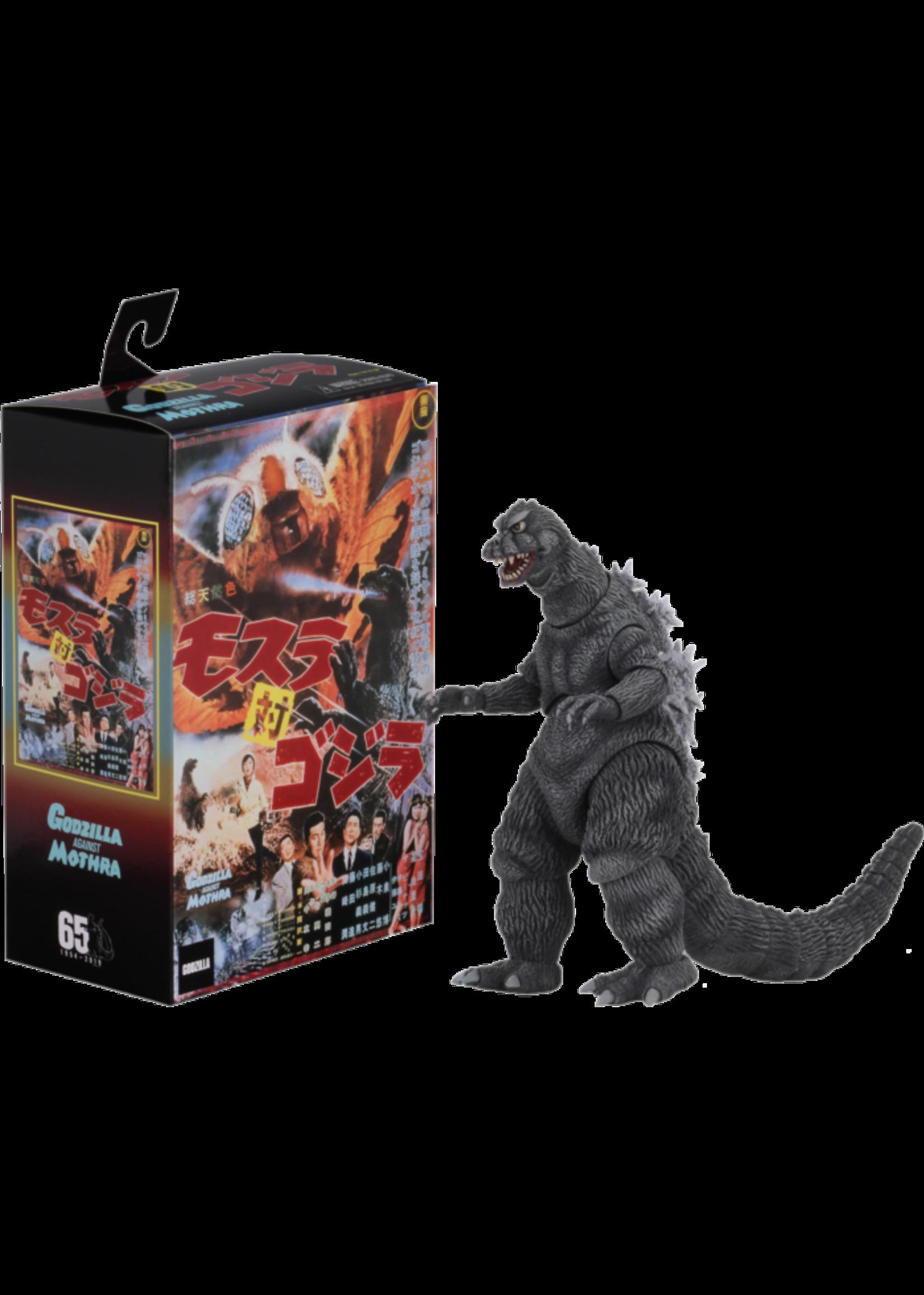 Neca Godzilla: Mothra vs Godzilla 1964 Godzilla Action Figure