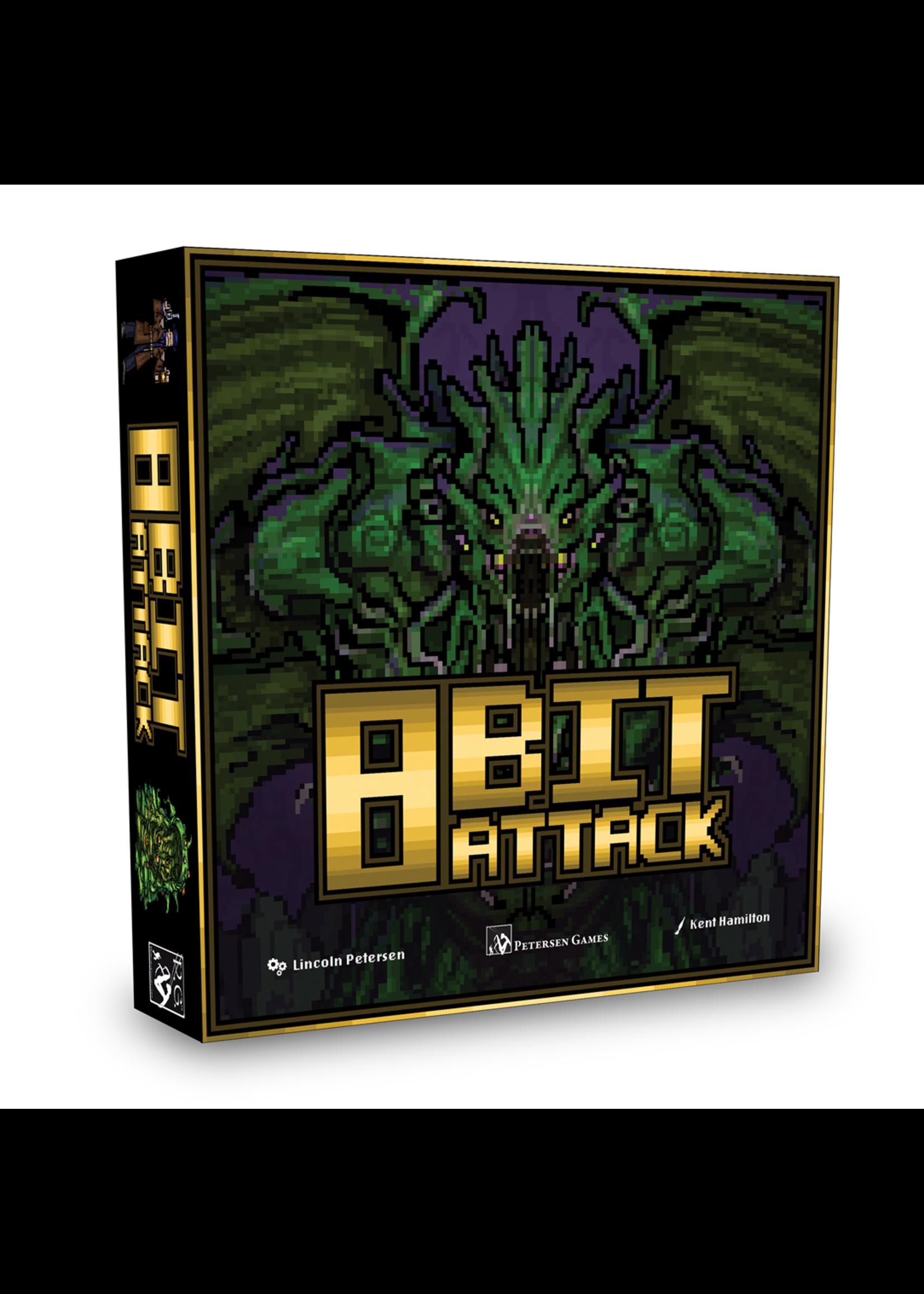 8 Bit Attack