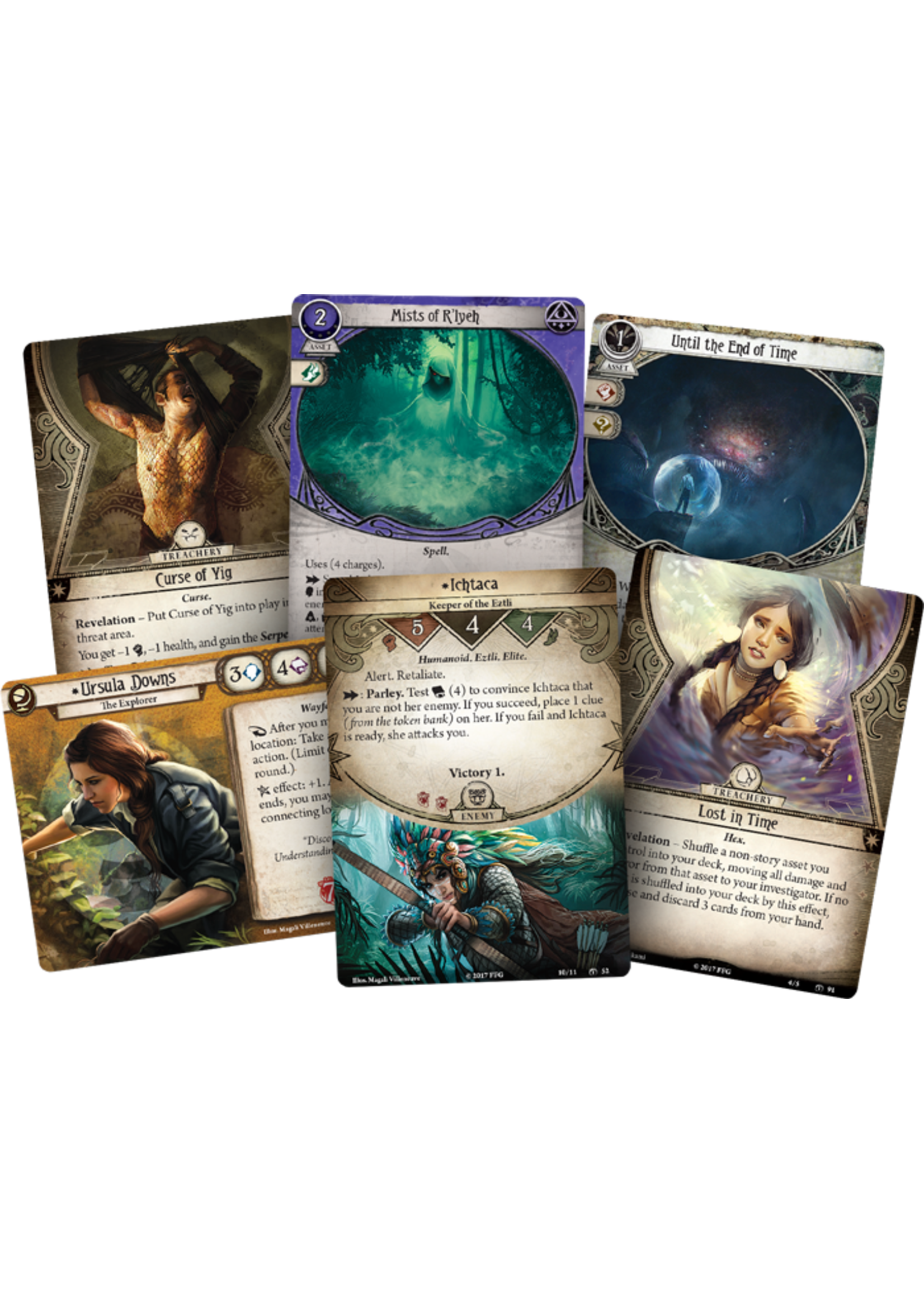 Arkham Horror The Card Game - The Forgotten Age
