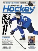 Beckett Magazine Hockey Beckett Monthly Price Guide