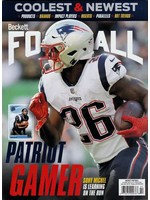 Beckett Magazine Beckett Sports Cards Monthly Football