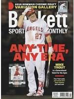 Beckett Magazine Beckett Sports Cards Monthly Baseball