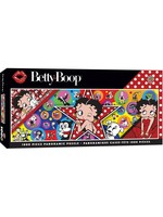 Betty Boop 1000 piece panoramic puzzle