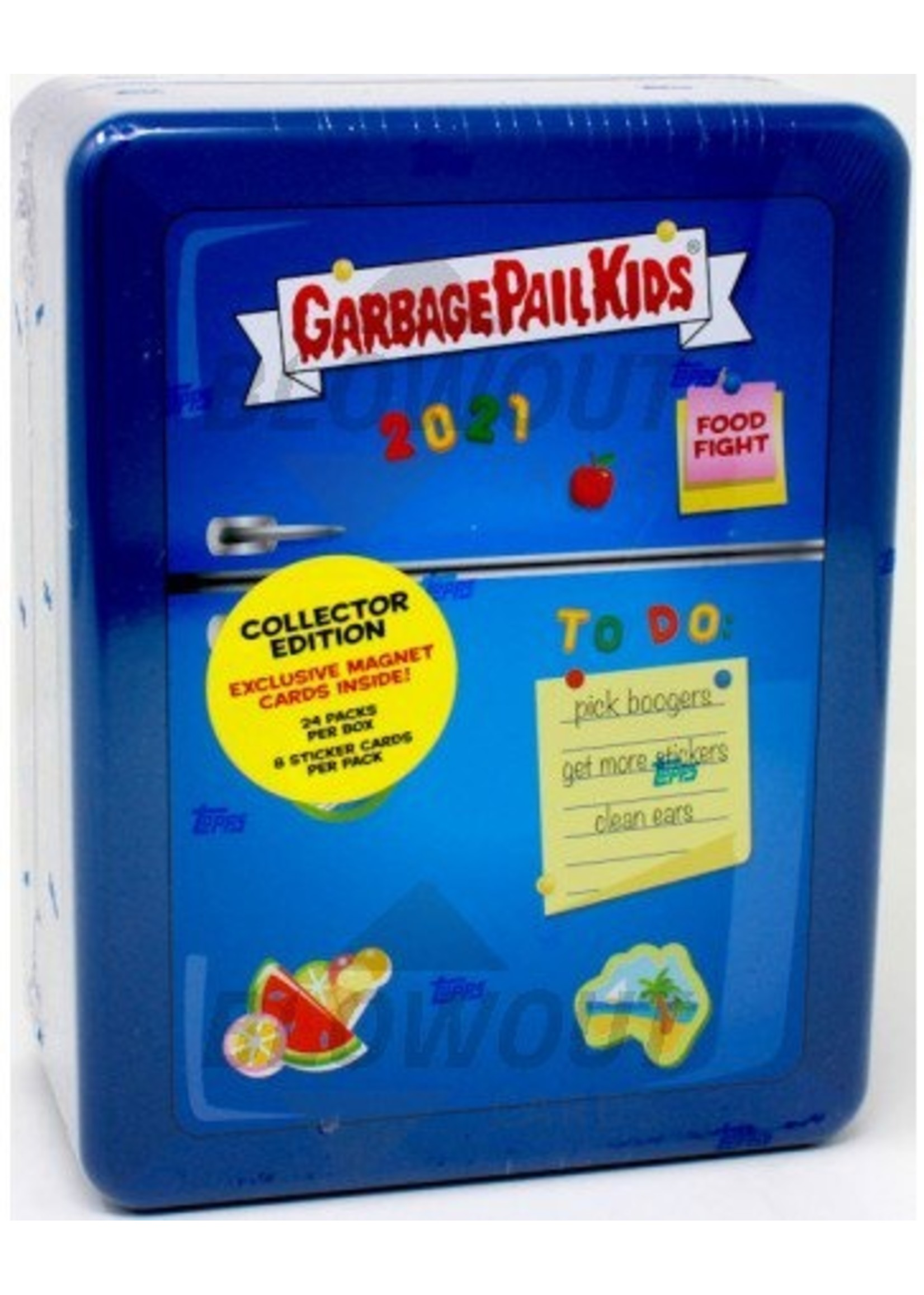 Topps 2021 Series One Garbage Pail Kids Collectors Edition