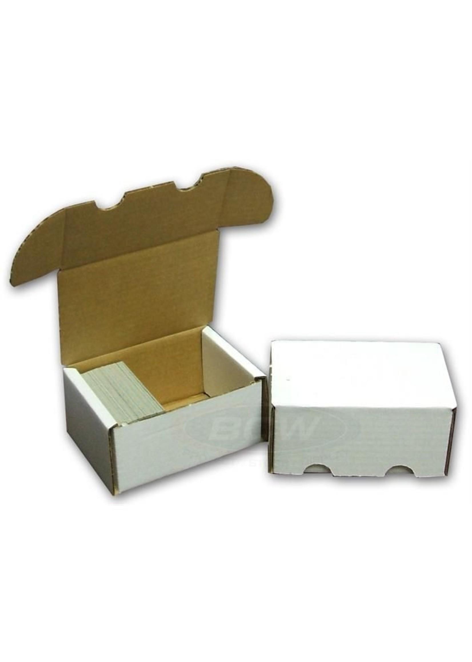 BCW 300 Count Storage Box