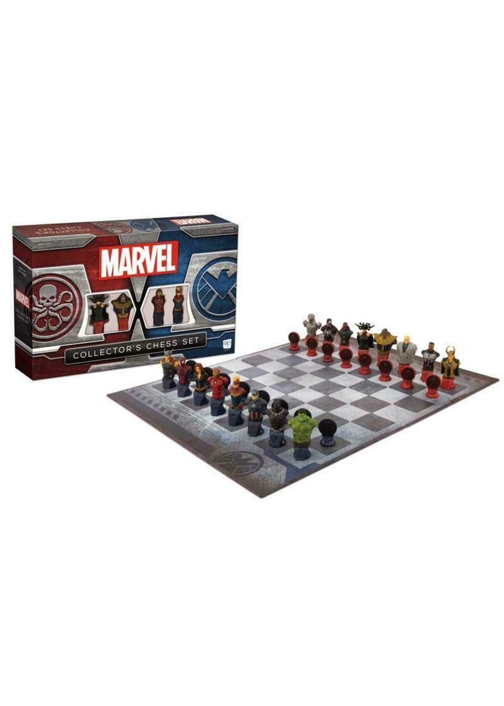 Chess - Marvel Collector's Set