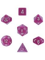 CHX 25427 Dice Light Purple/white