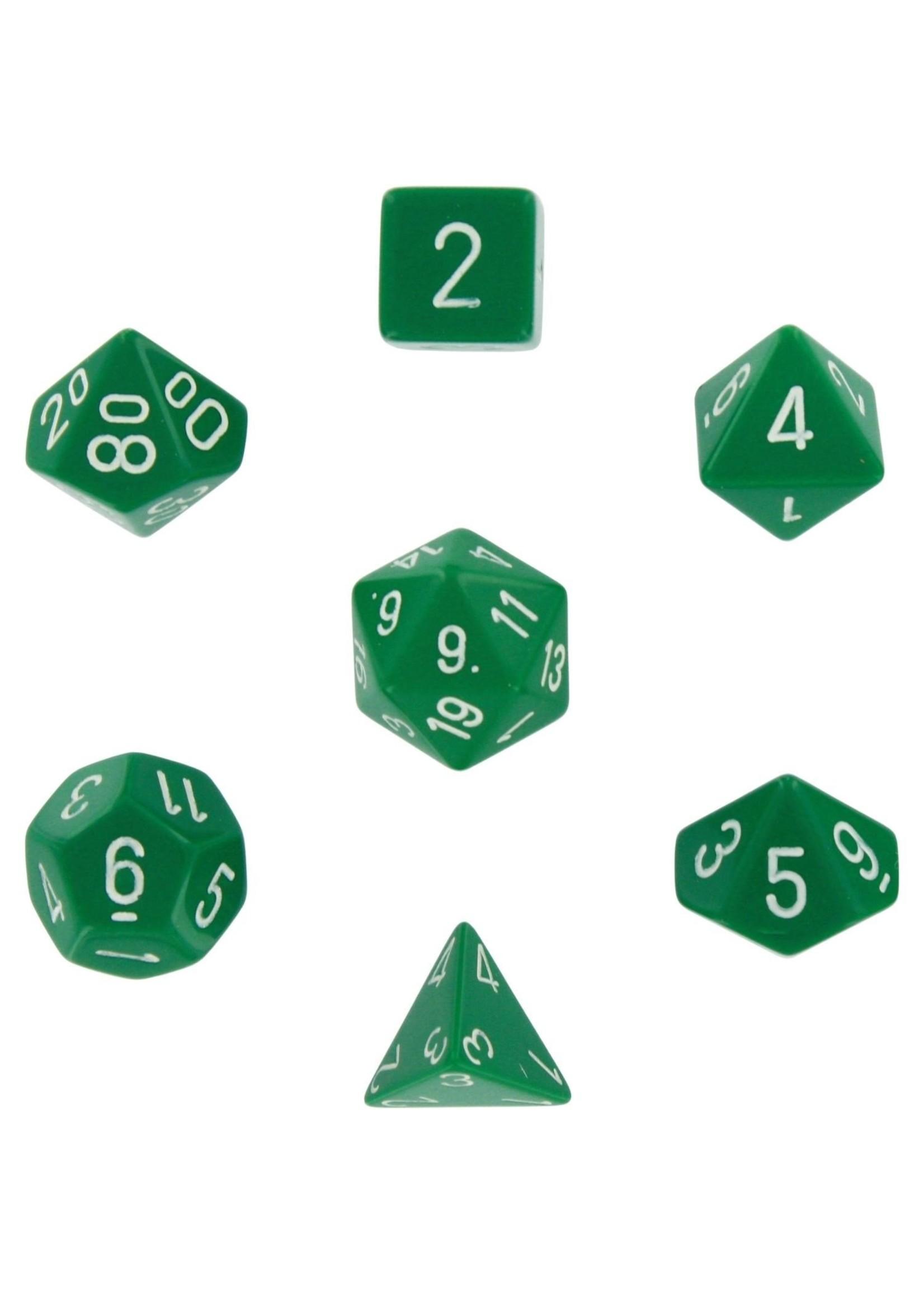 CHX 25405 Dice Green/white
