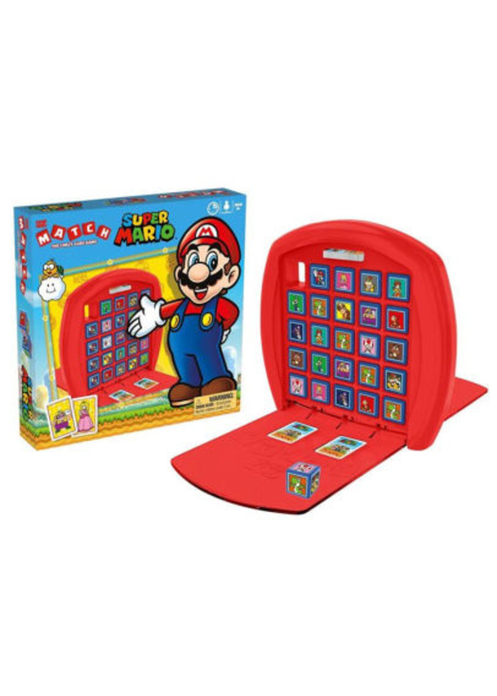 Top Trumps Match Game Super Mario