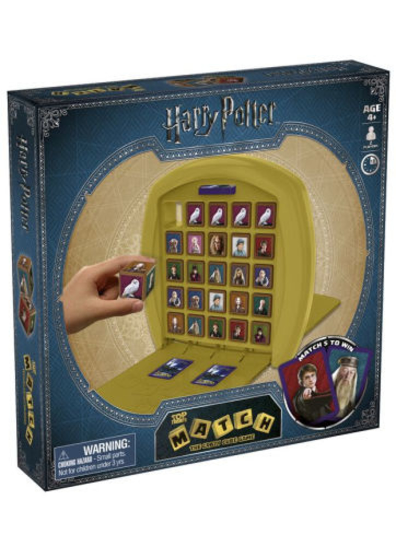 Top Trumps Match Game Harry Potter