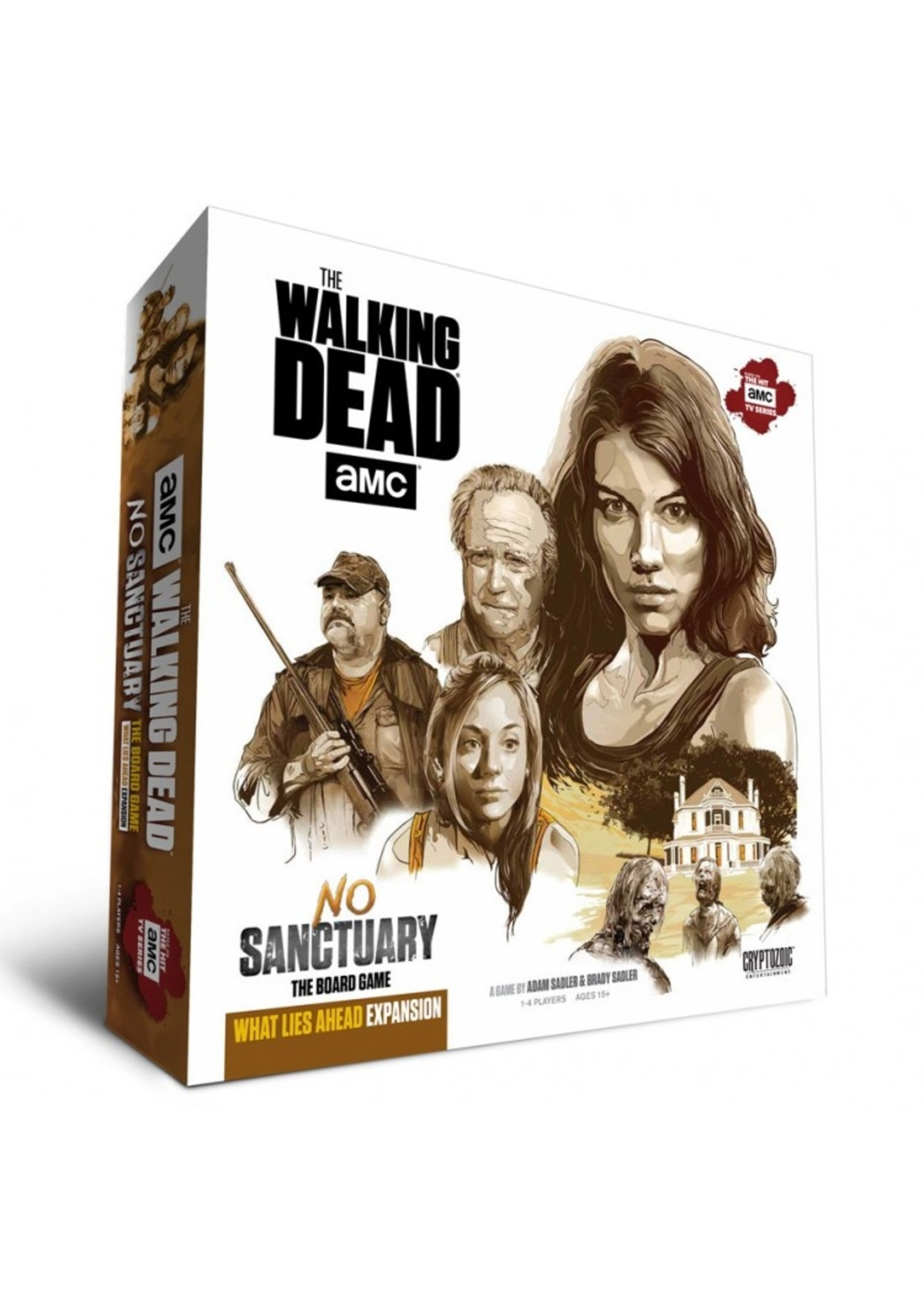 The Walking Dead No Sanctuary What Lies Ahead Expansion