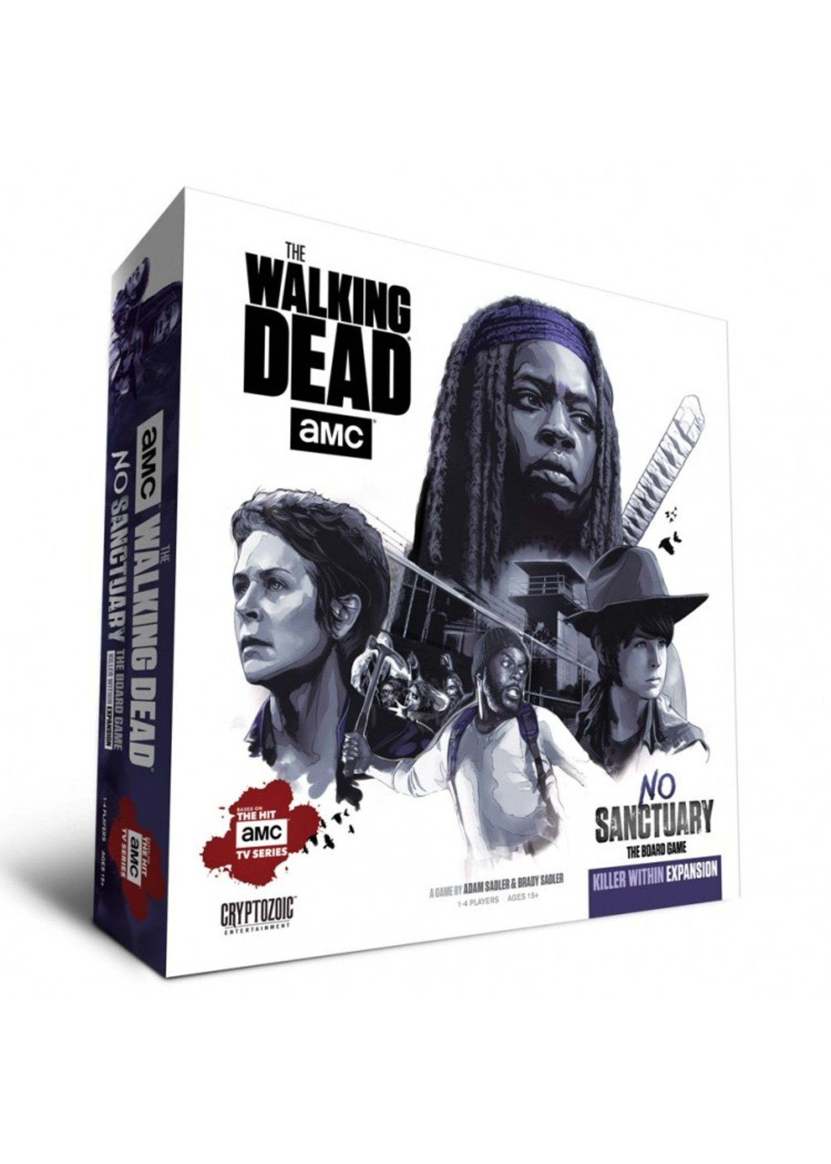 The Walking Dead No Sanctuary Killer Within Expansion