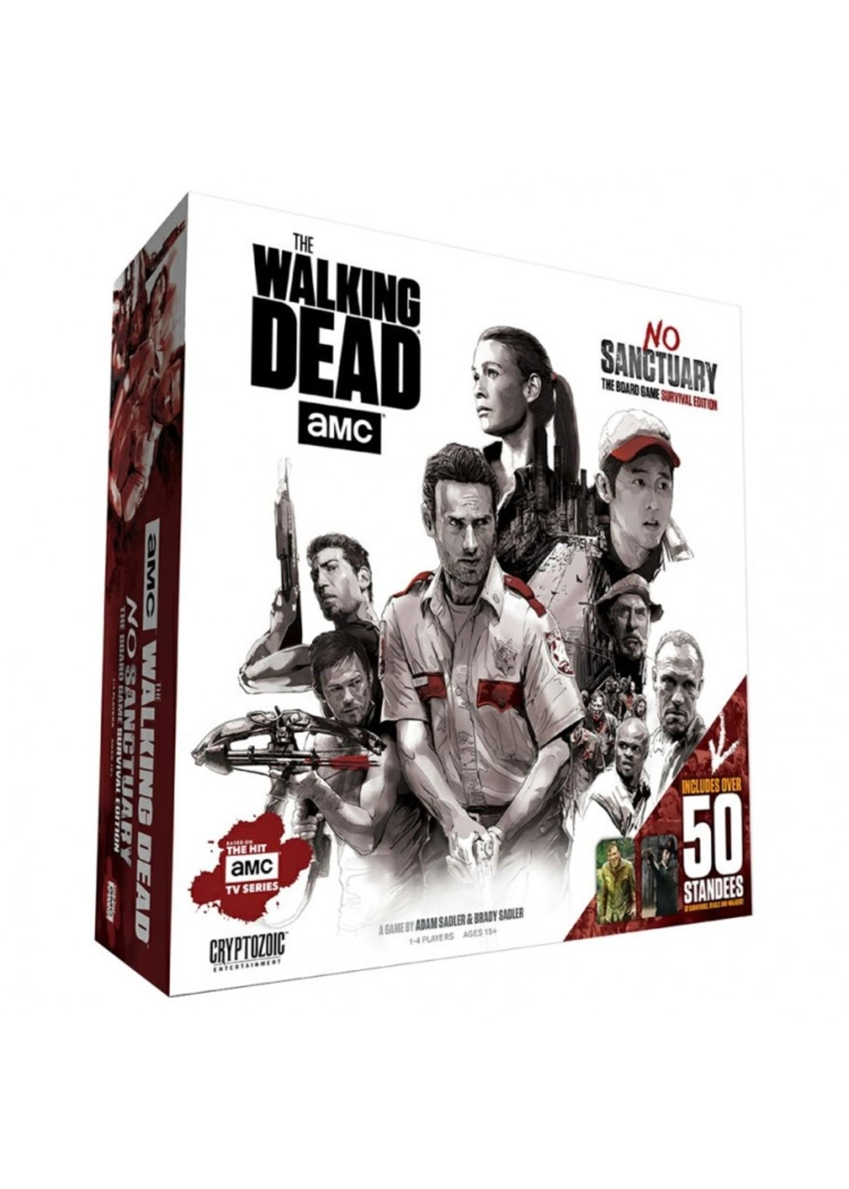 The Walking Dead No Sanctuary Game Survival Edition