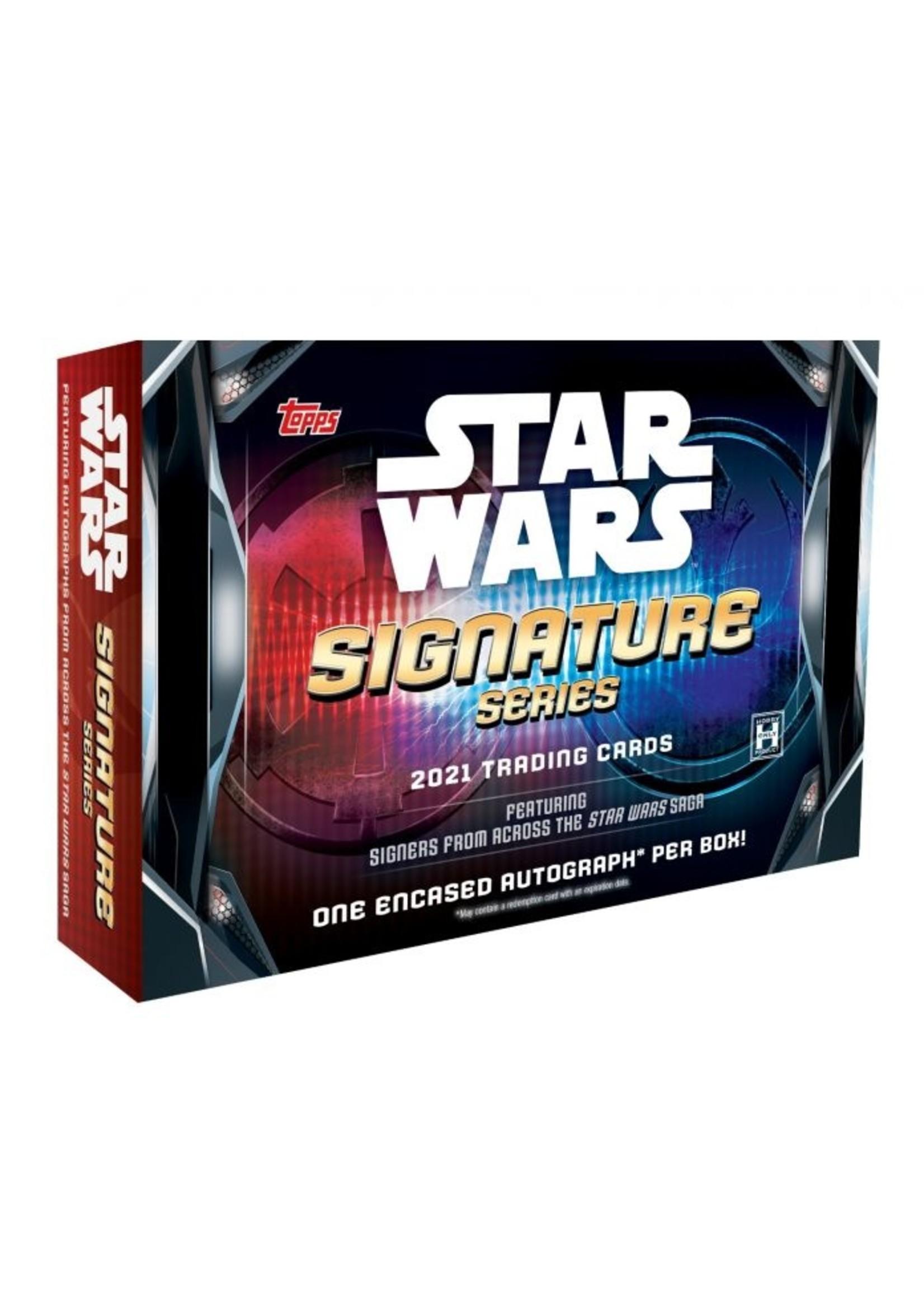 Star wars Signature Series