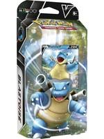 The Pokemon Company V battle deck Pokémon Blastoise