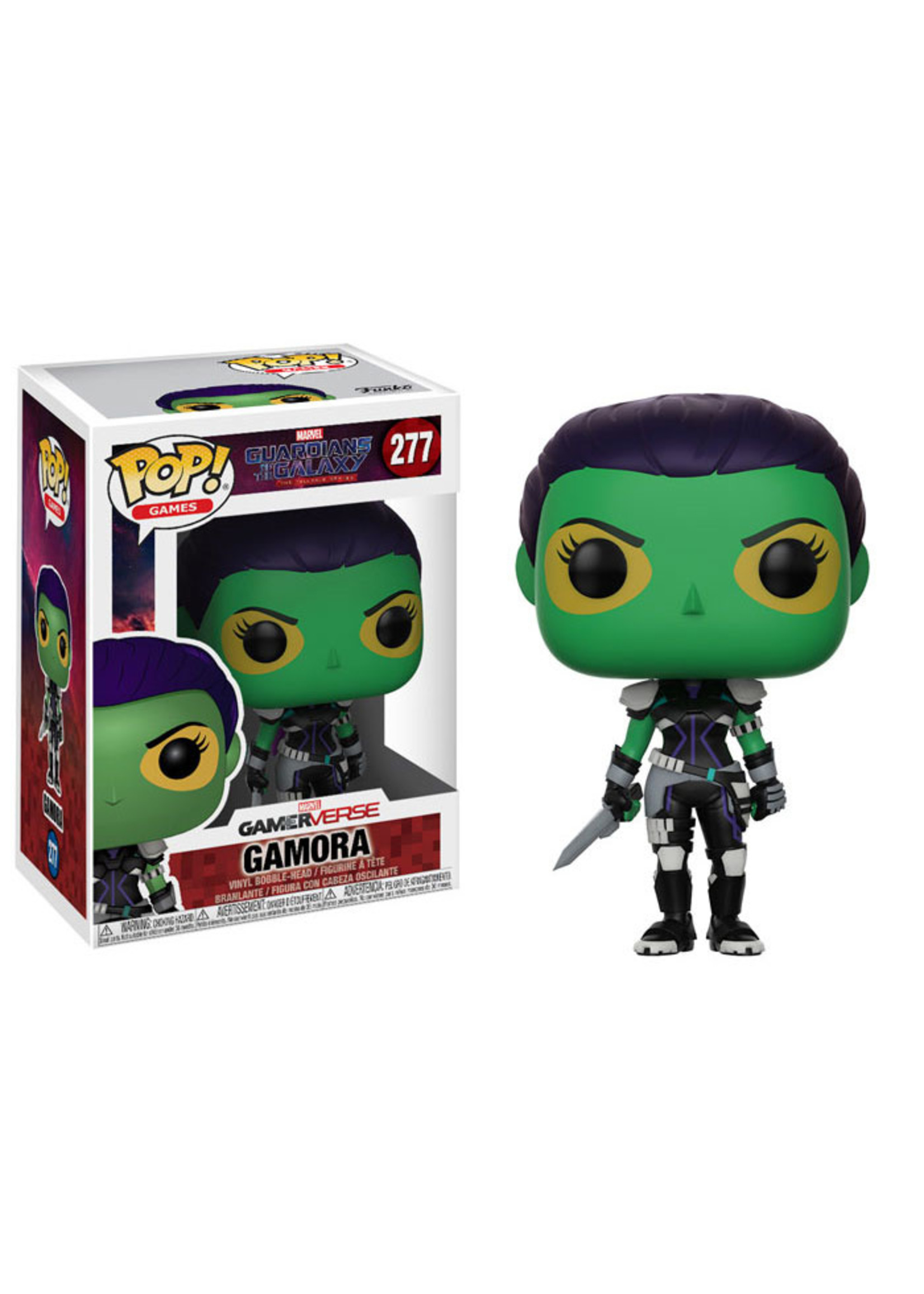Guardians of The Galaxy:The Telltale Series - Gamora