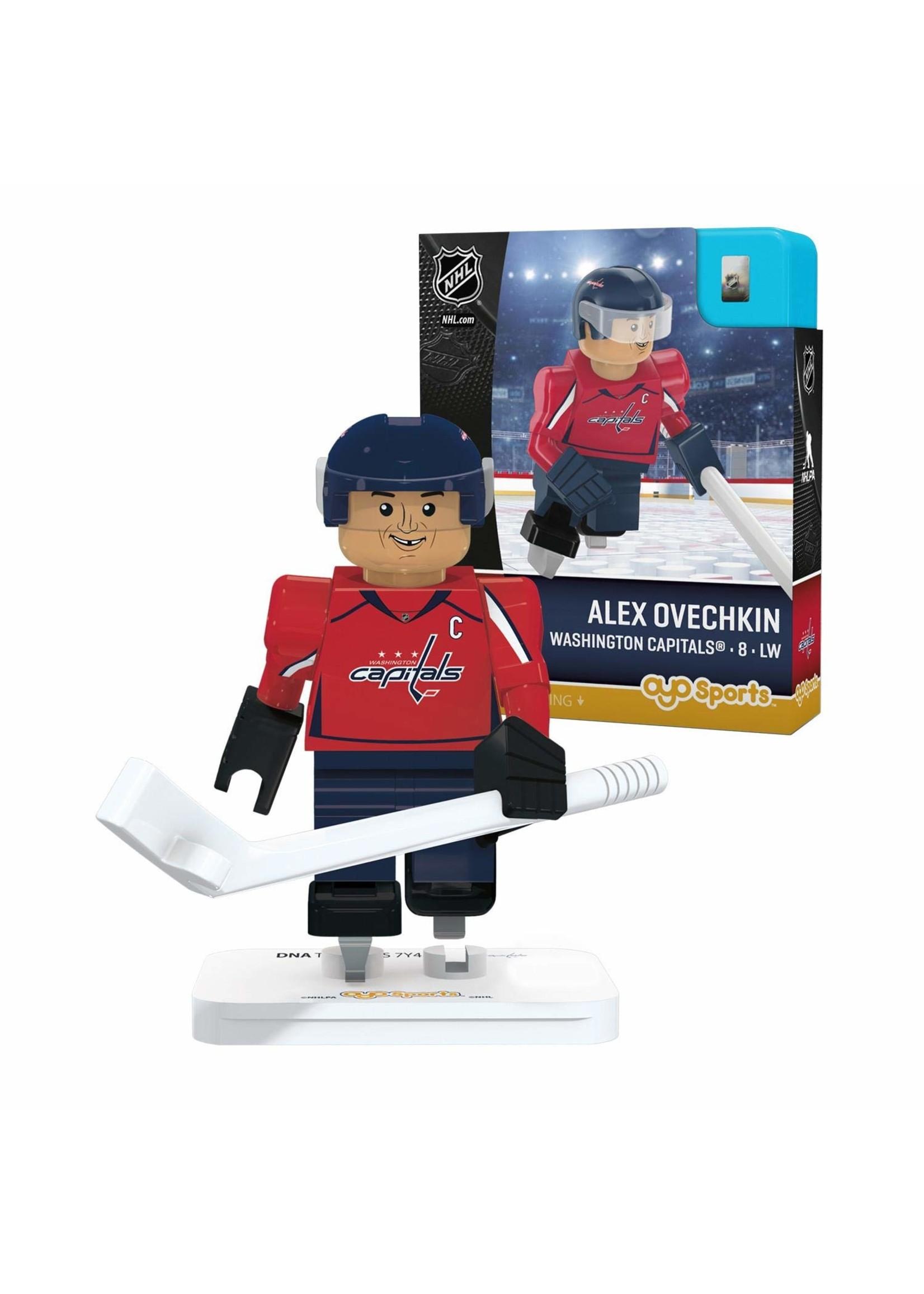 Oyo Sports NHL Mini-figure Washington Capitals Alex Ovechkin