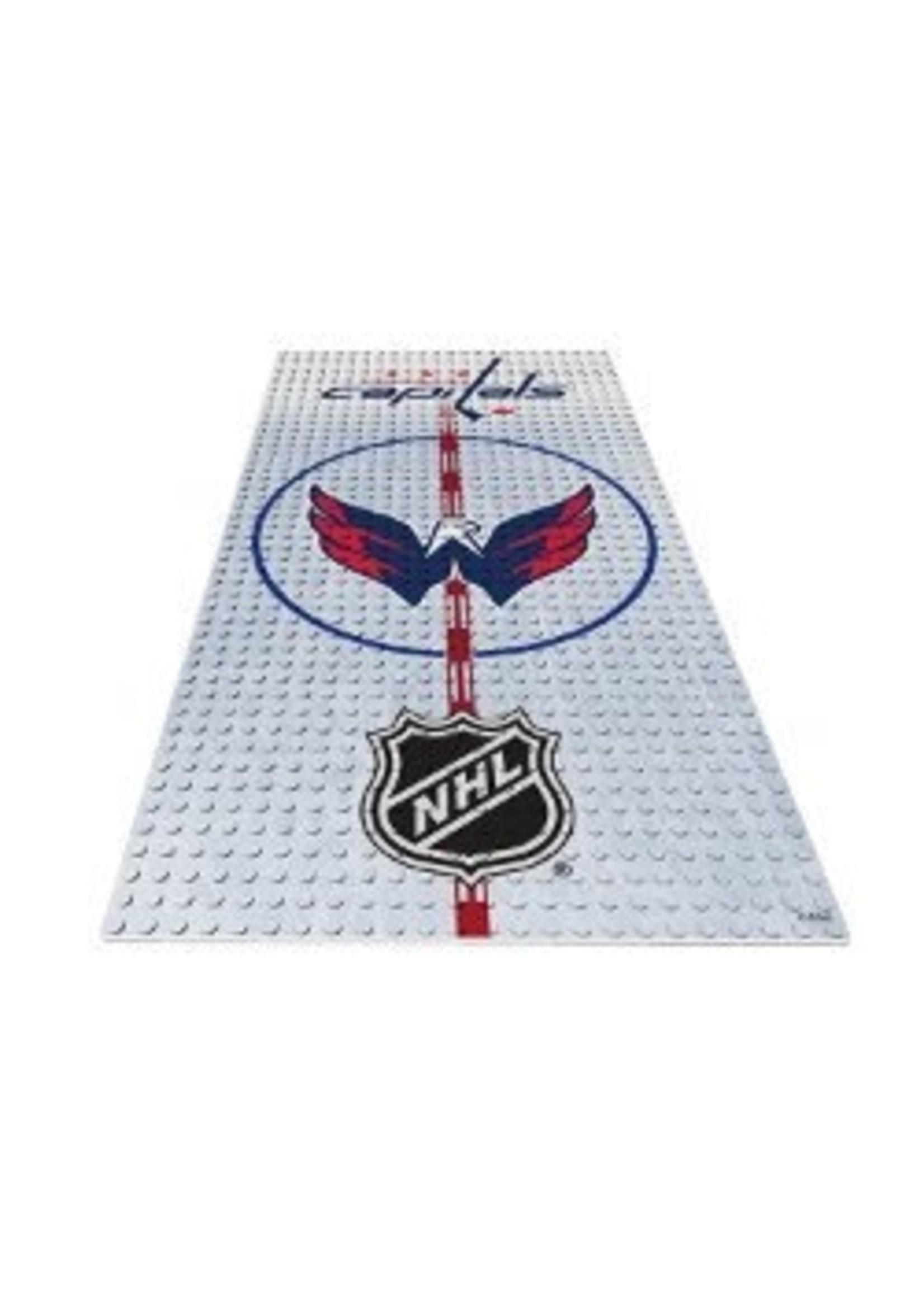 Oyo Sports NHL Display Plate Capitals