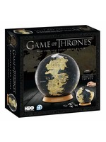 4D Cityscape Game of Thrones 3D Globe Puzzle