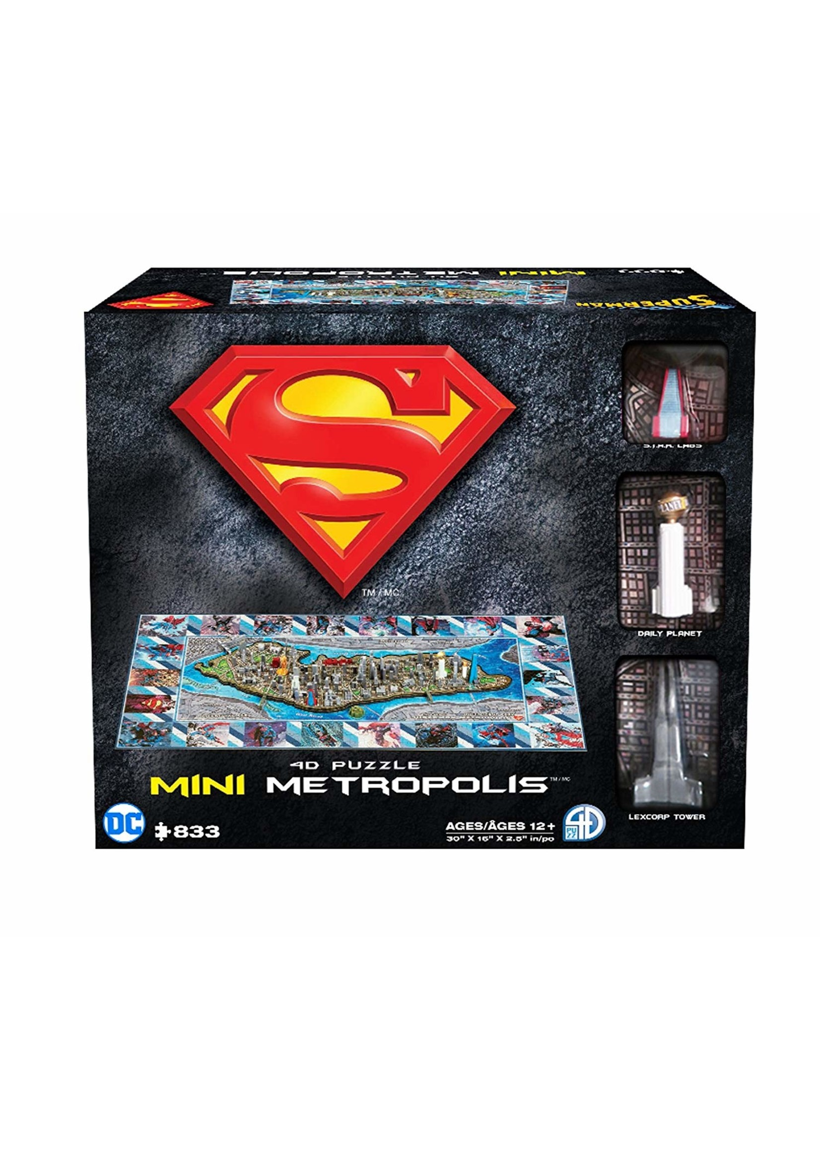 4D Metropolis