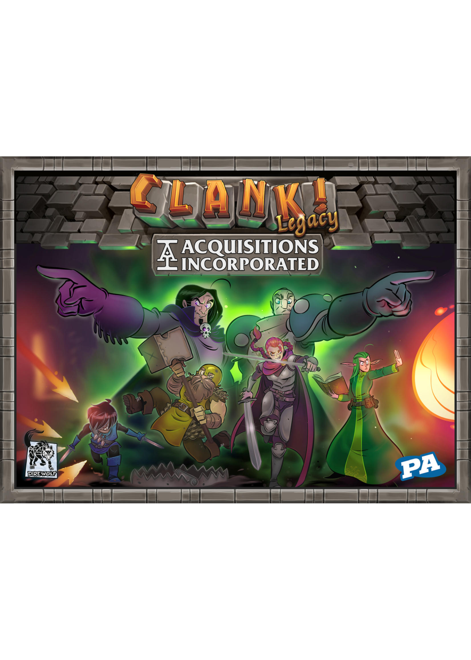 CLANK! LEGACY! - ACQUISITIONS INCORPORATED