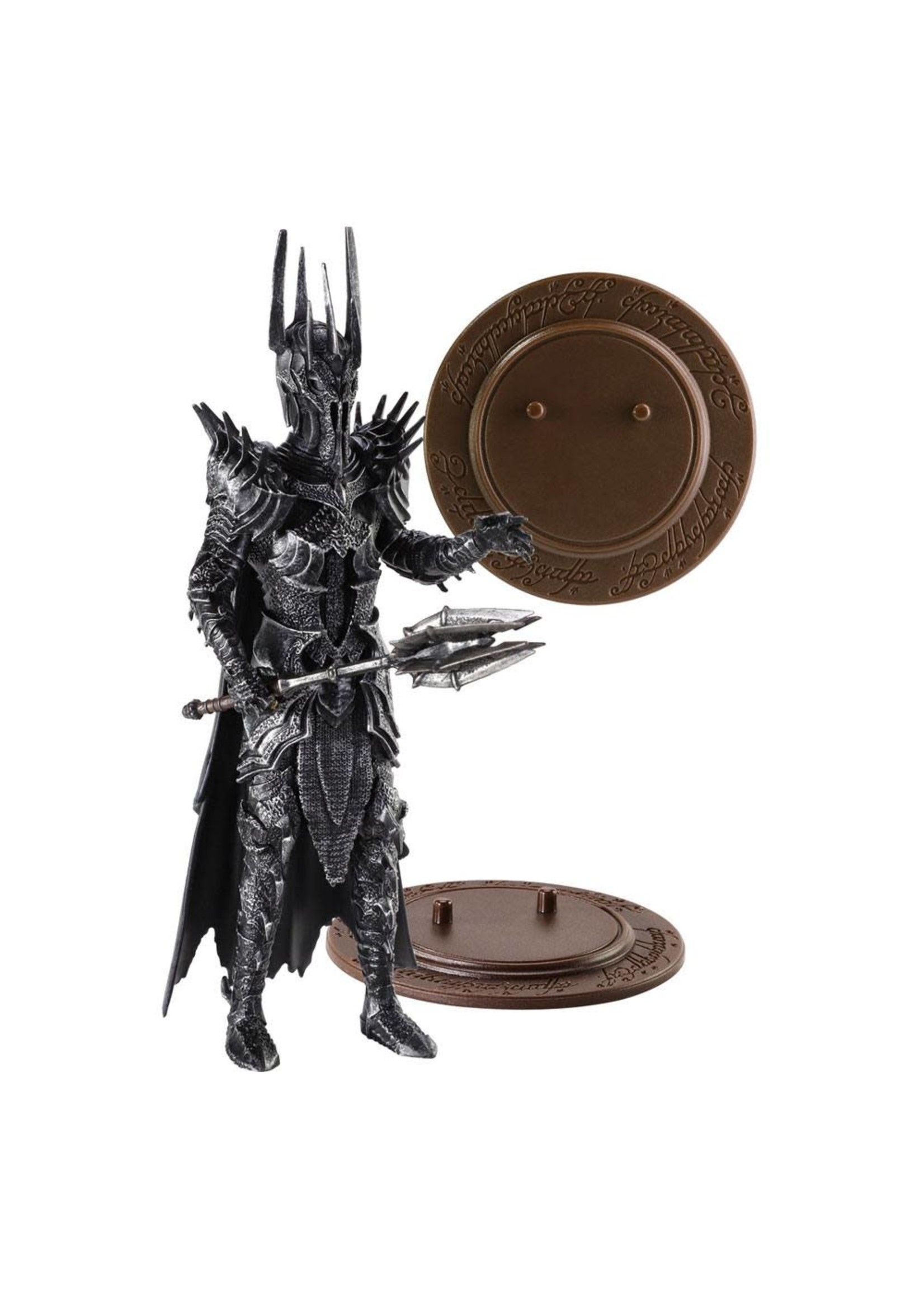 LOTR Sauron Bendyfig