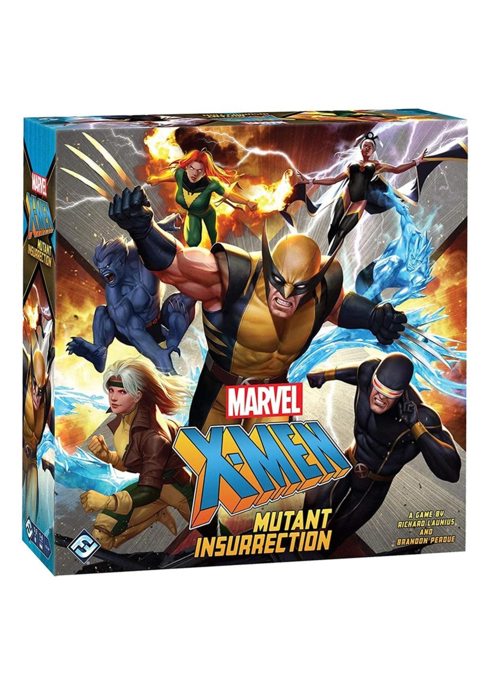 Marvel Xmen :Mutant Insurrection