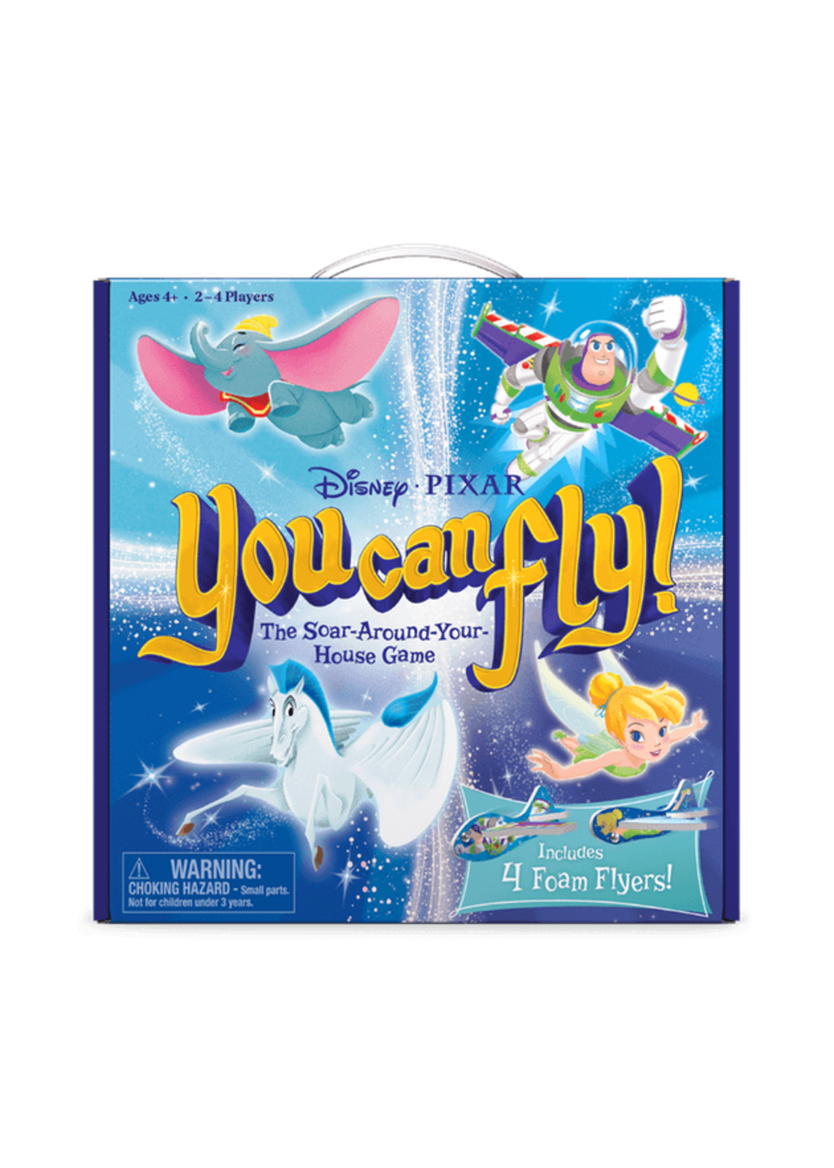DISNEY YOU CAN FLY GAME