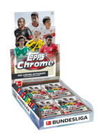 Topps 2020-21 Topps Chrome  Bundesliga
