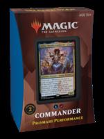 Wizards of the Coast Magic The Gathering Commander Prismari Performance