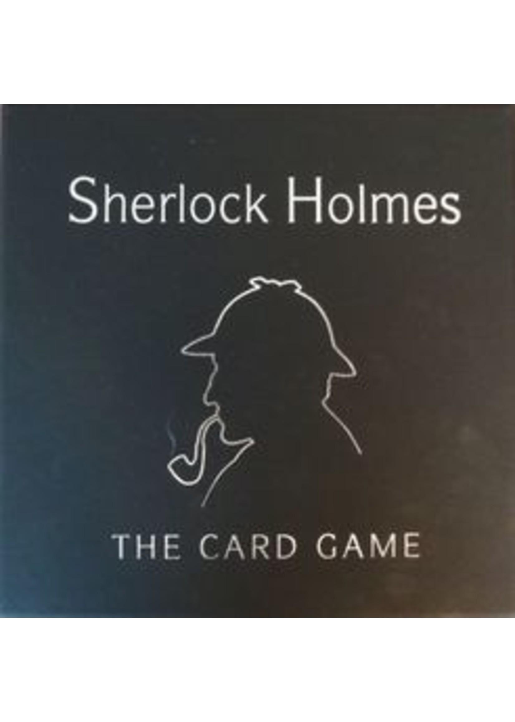 Sherlock Holmes The Card Game