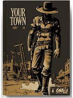 Your Town Graphic Novel Adventure