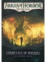 Arkham Horror Carnevale Of Horror Card Game