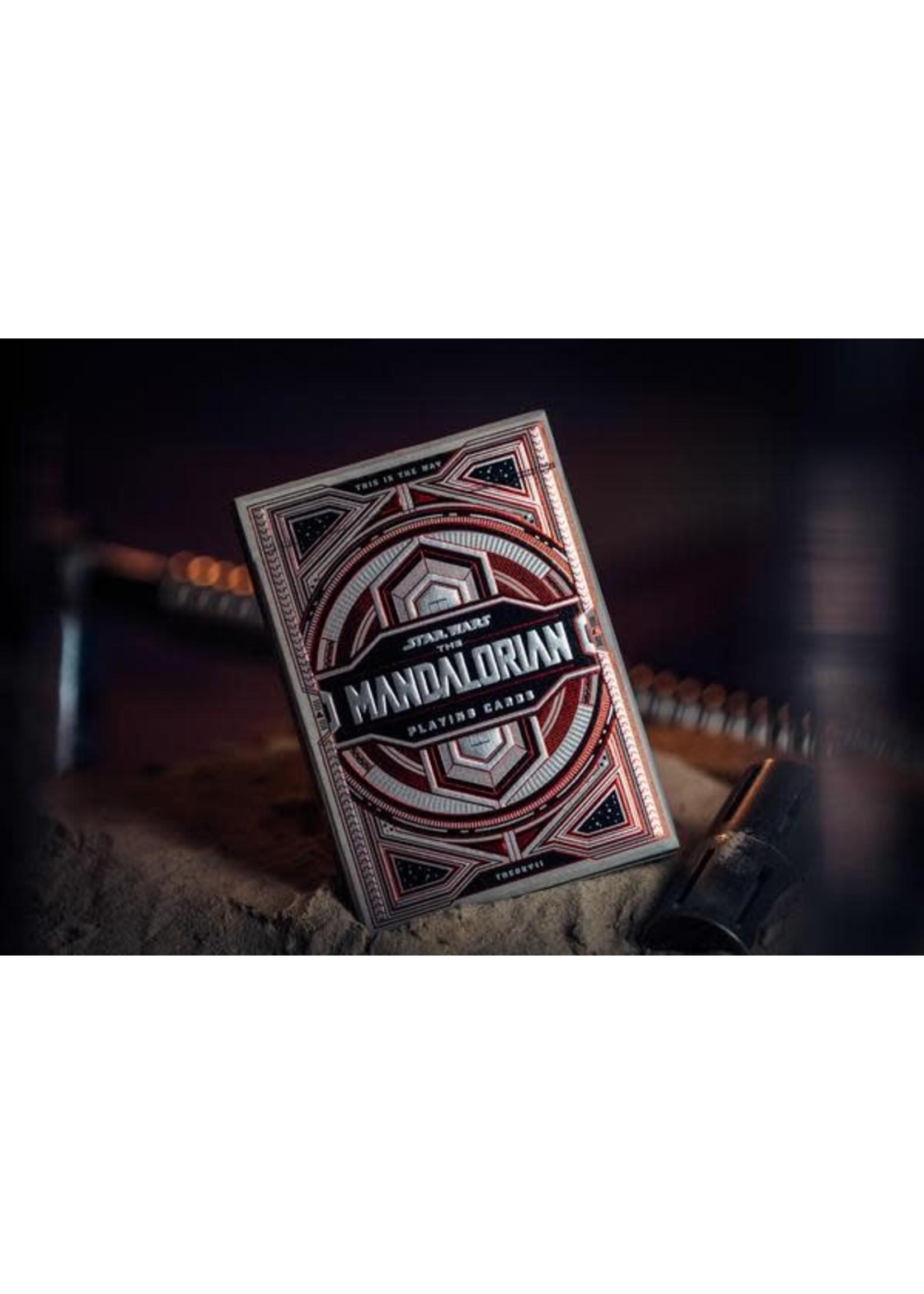 Theory 11 Premium Playing Cards Star Wars Mandalorian