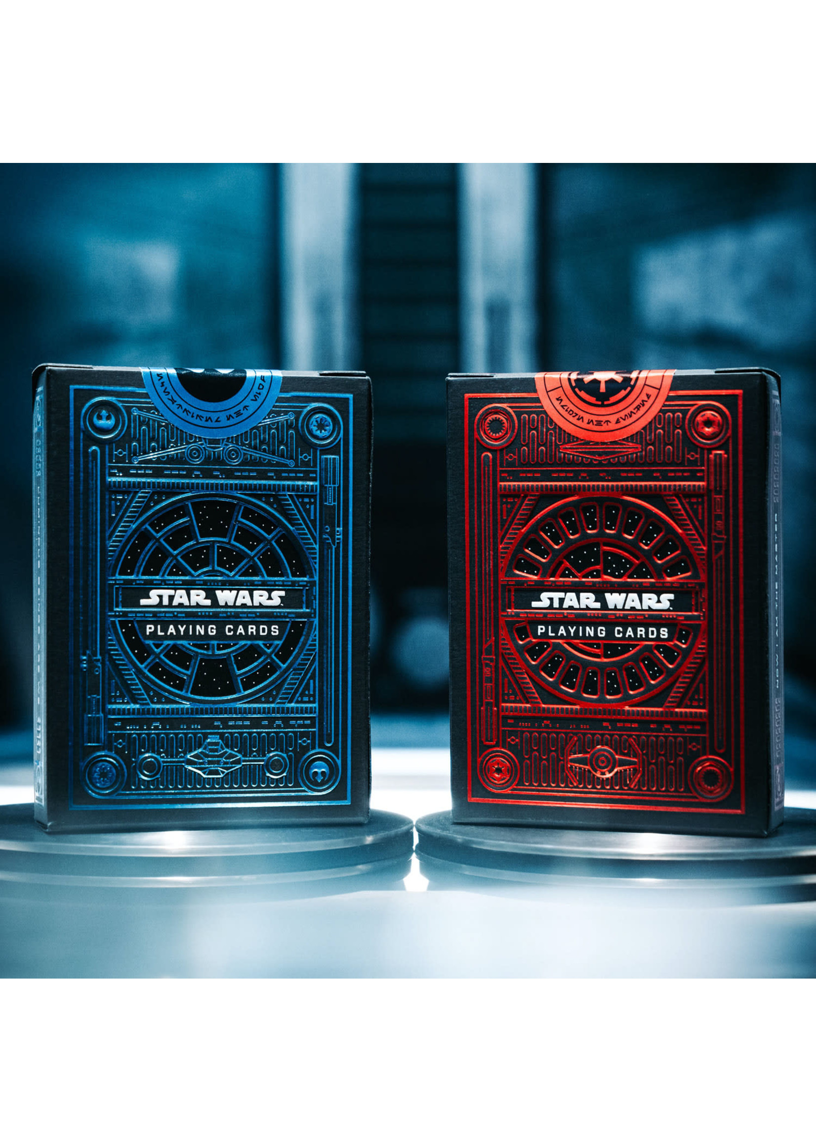 Theory 11 Premium Playing Cards Star Wars Sith