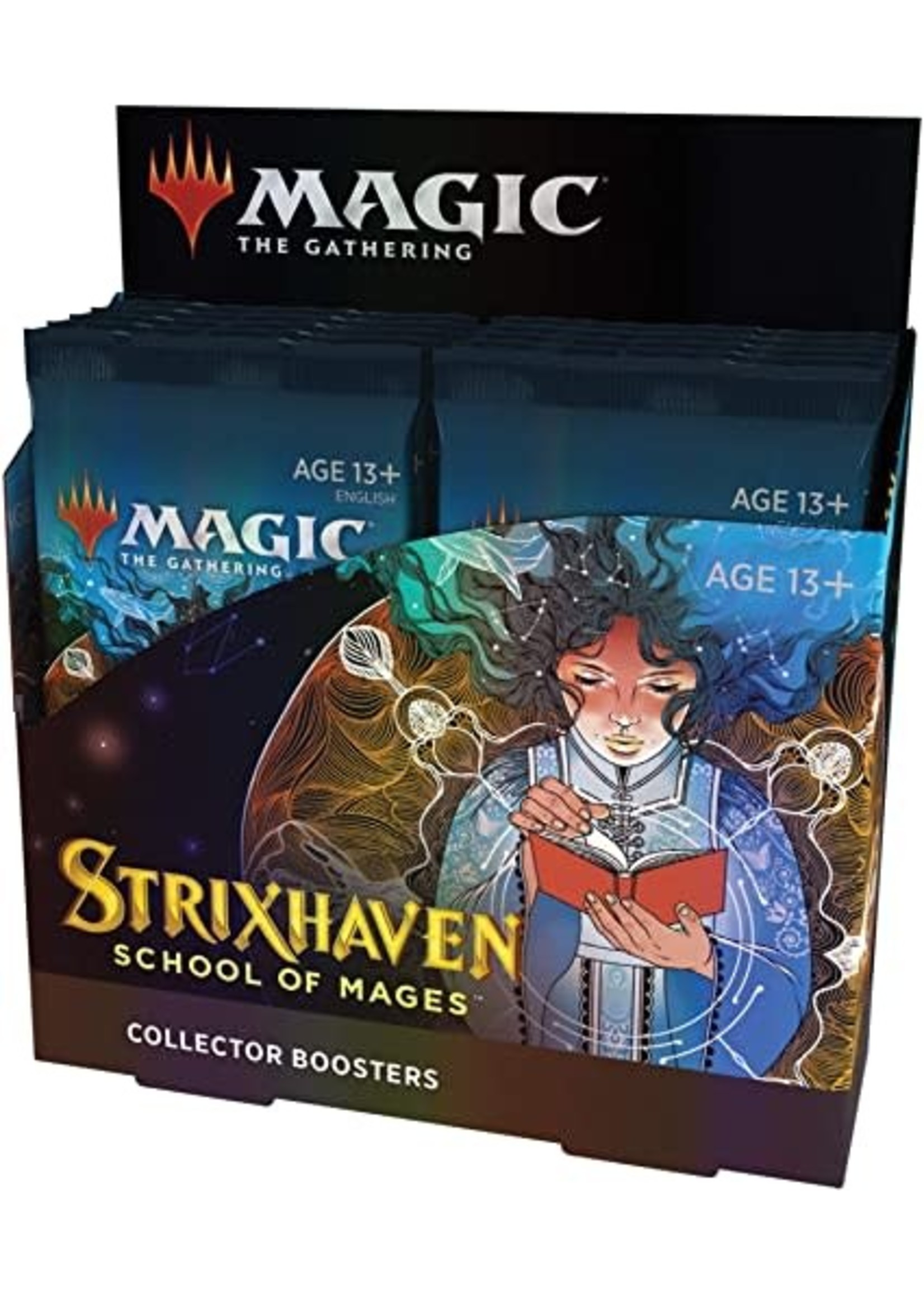 Wizards of the Coast MTG Strixhaven Collector Booster
