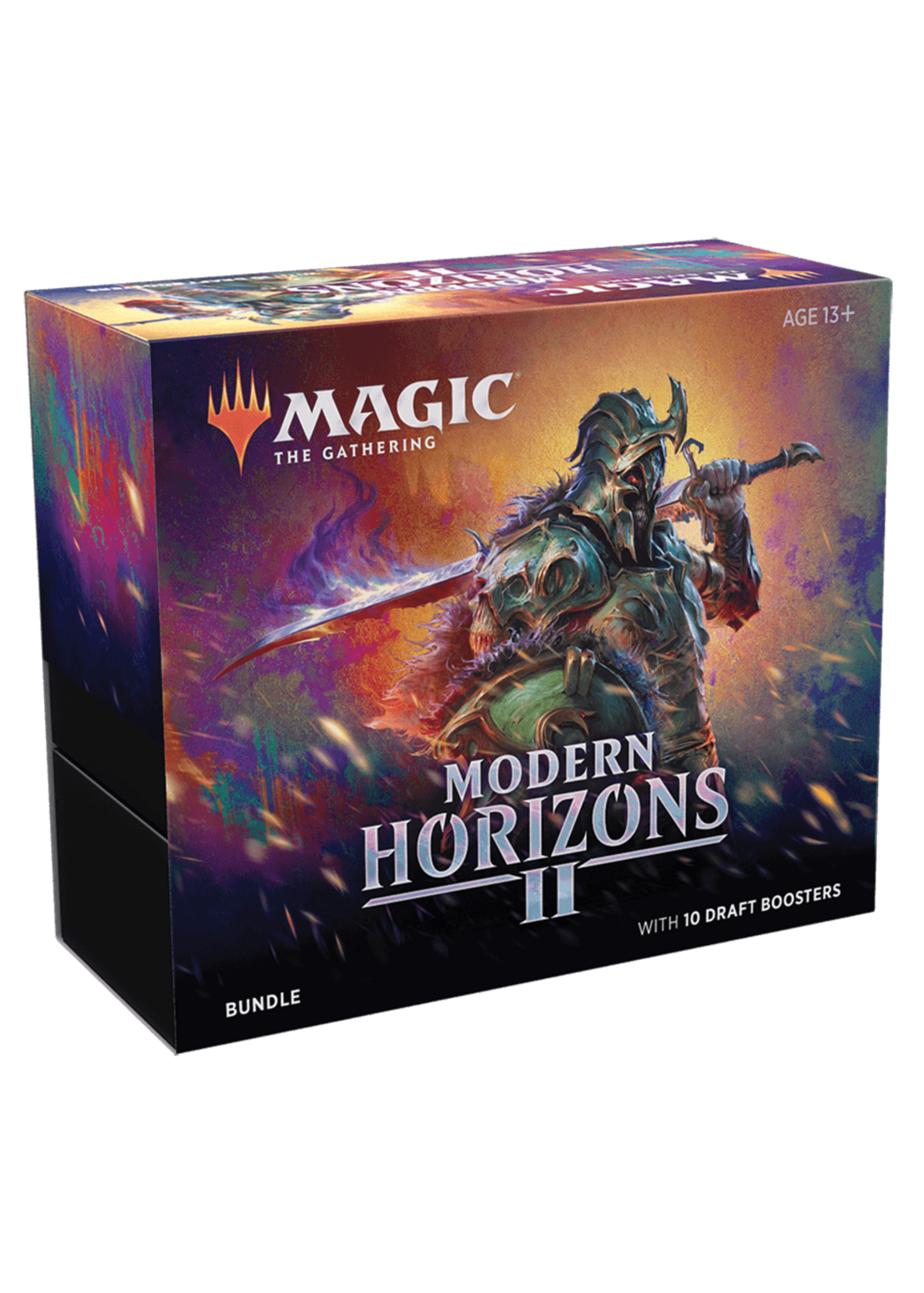 Wizards of the Coast Magic The Gathering Modern Horizons 2 Bundle