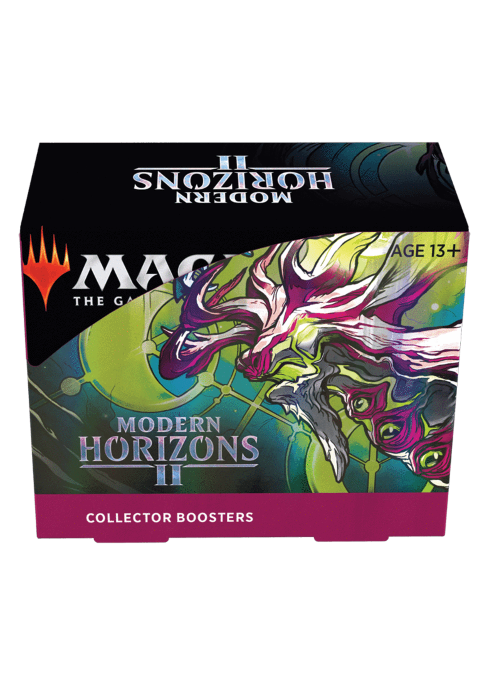 Wizards of the Coast Magic The Gathering - Modern Horizons 2 Collector Booster Box