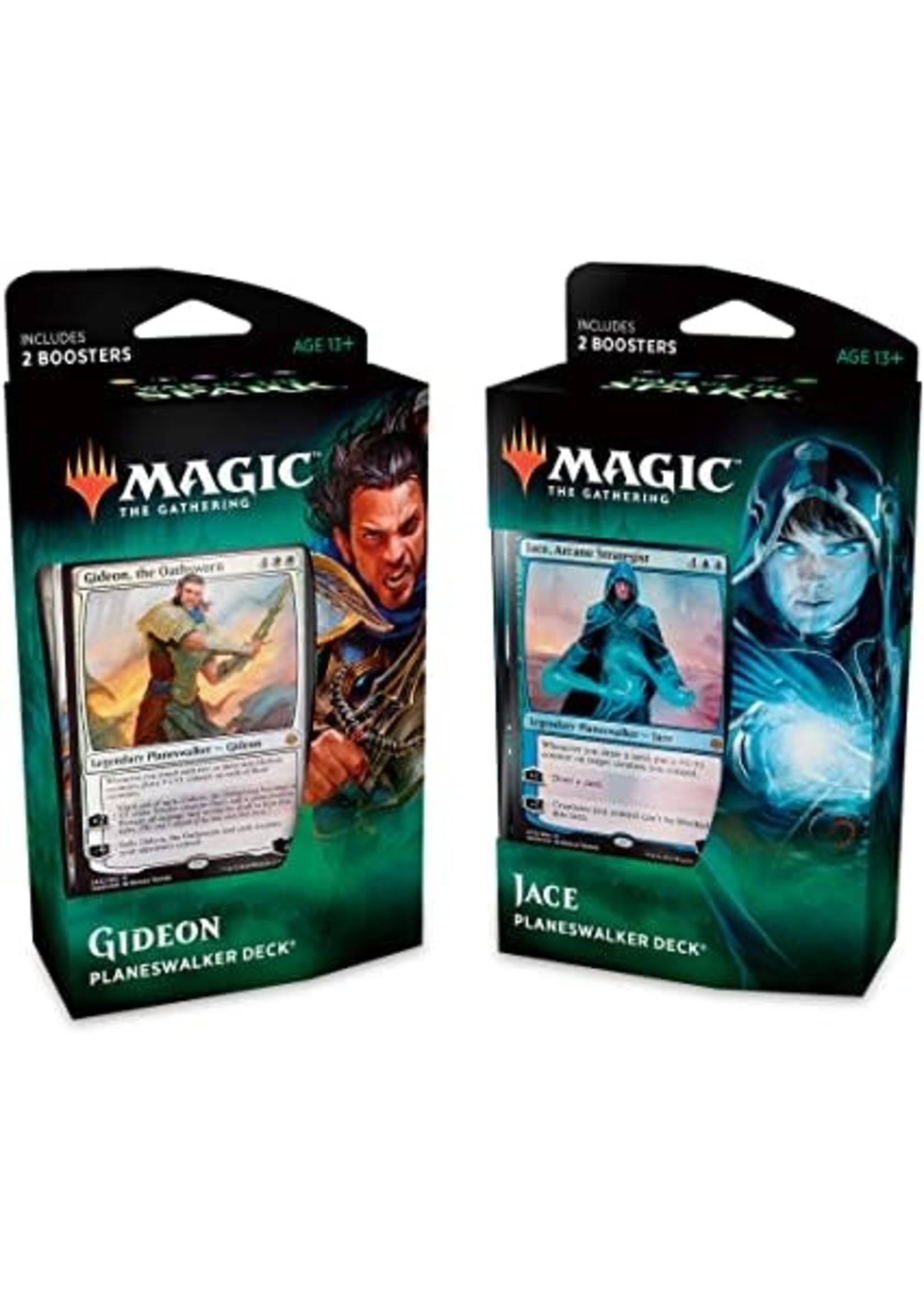 Wizards of the Coast Magic The Gathering - War Of The Spark Planeswalker Deck