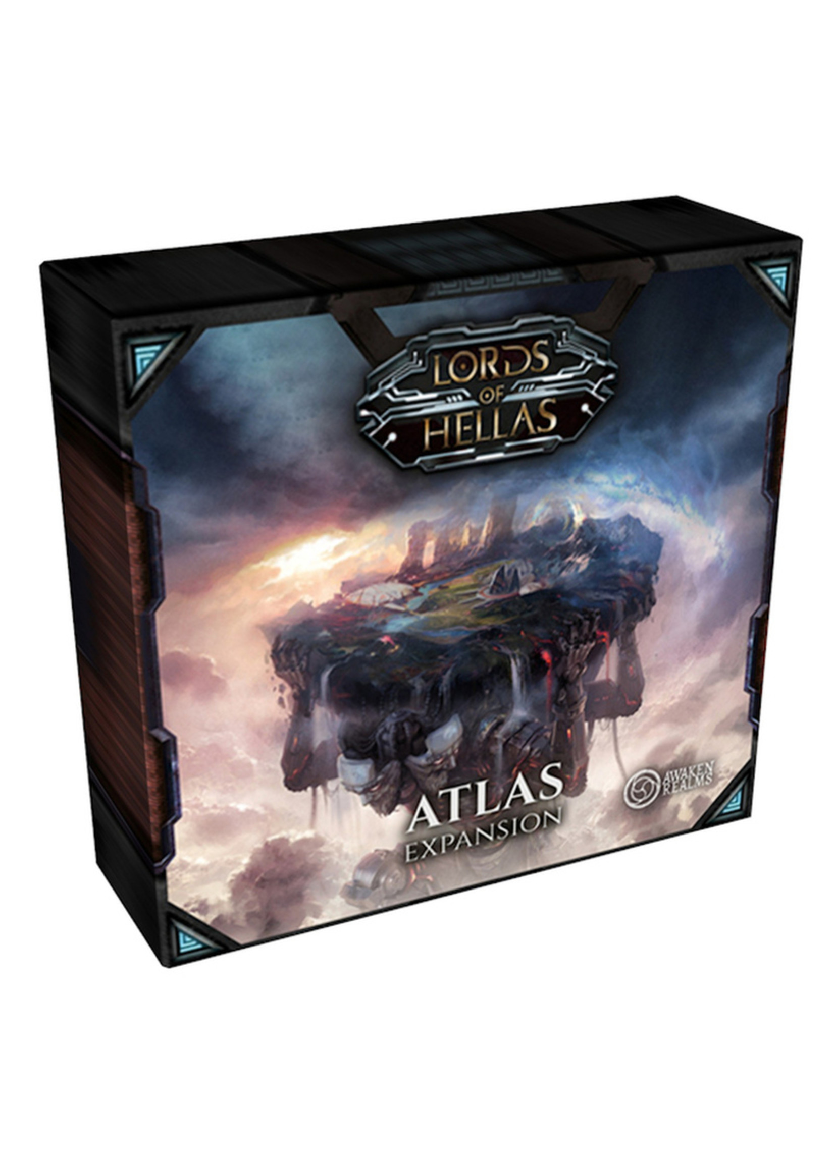 Lord Of Hellas - Atlas Expansion