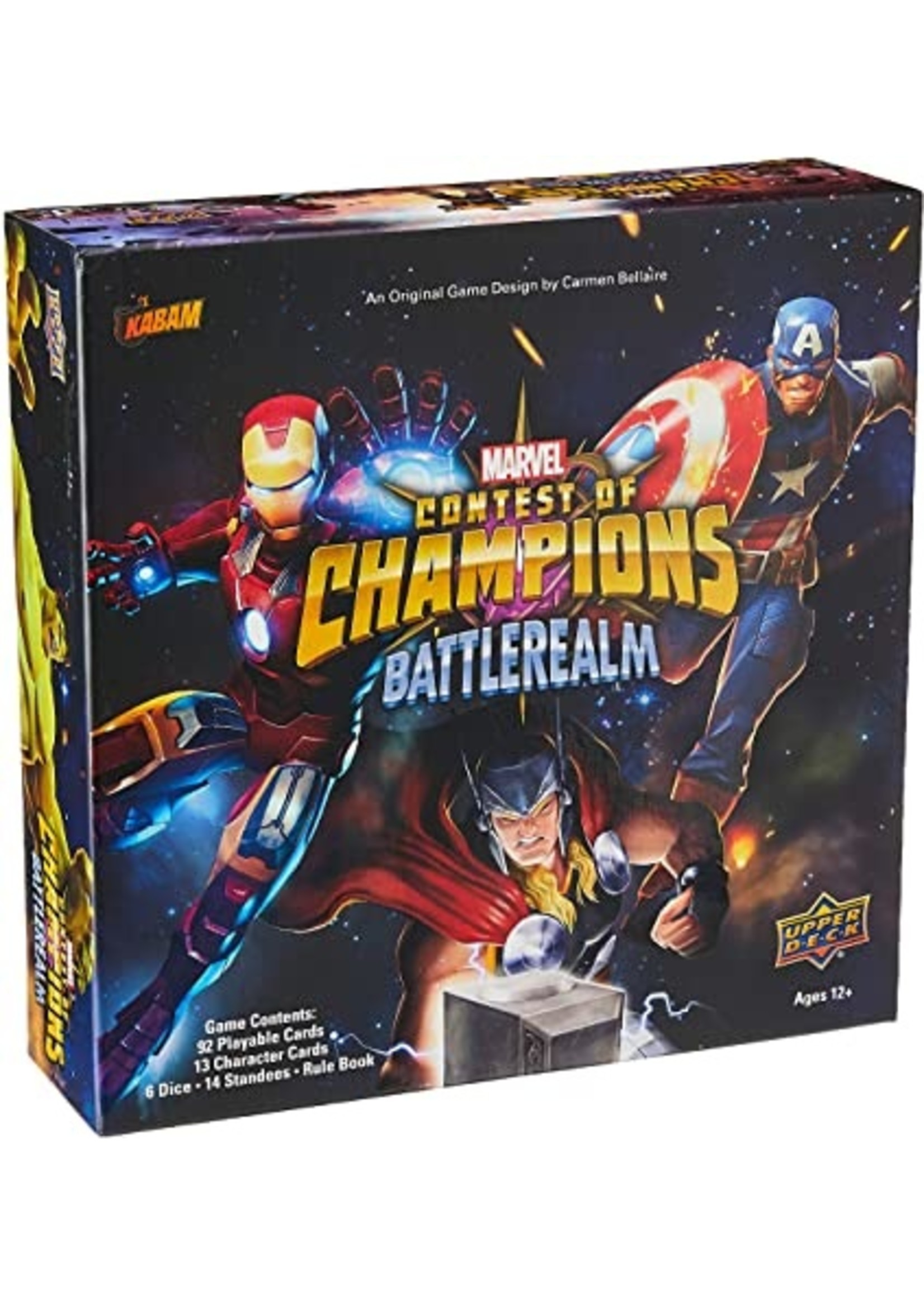 Marvel Contest of Champions Battlerealm