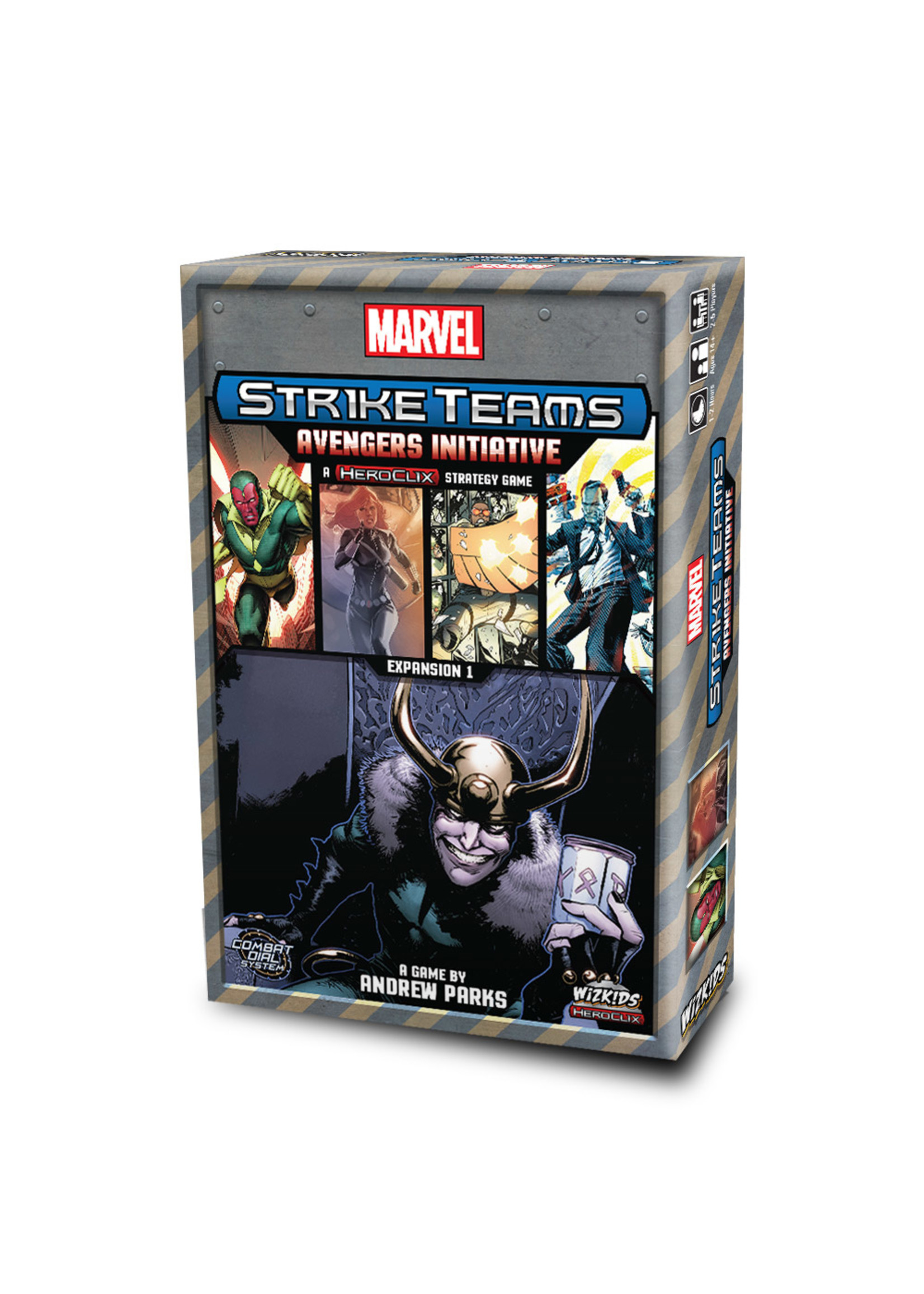 Marvel Strike Teams Avengers Initiative