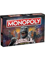 The OP Games Monopoly - Godzilla