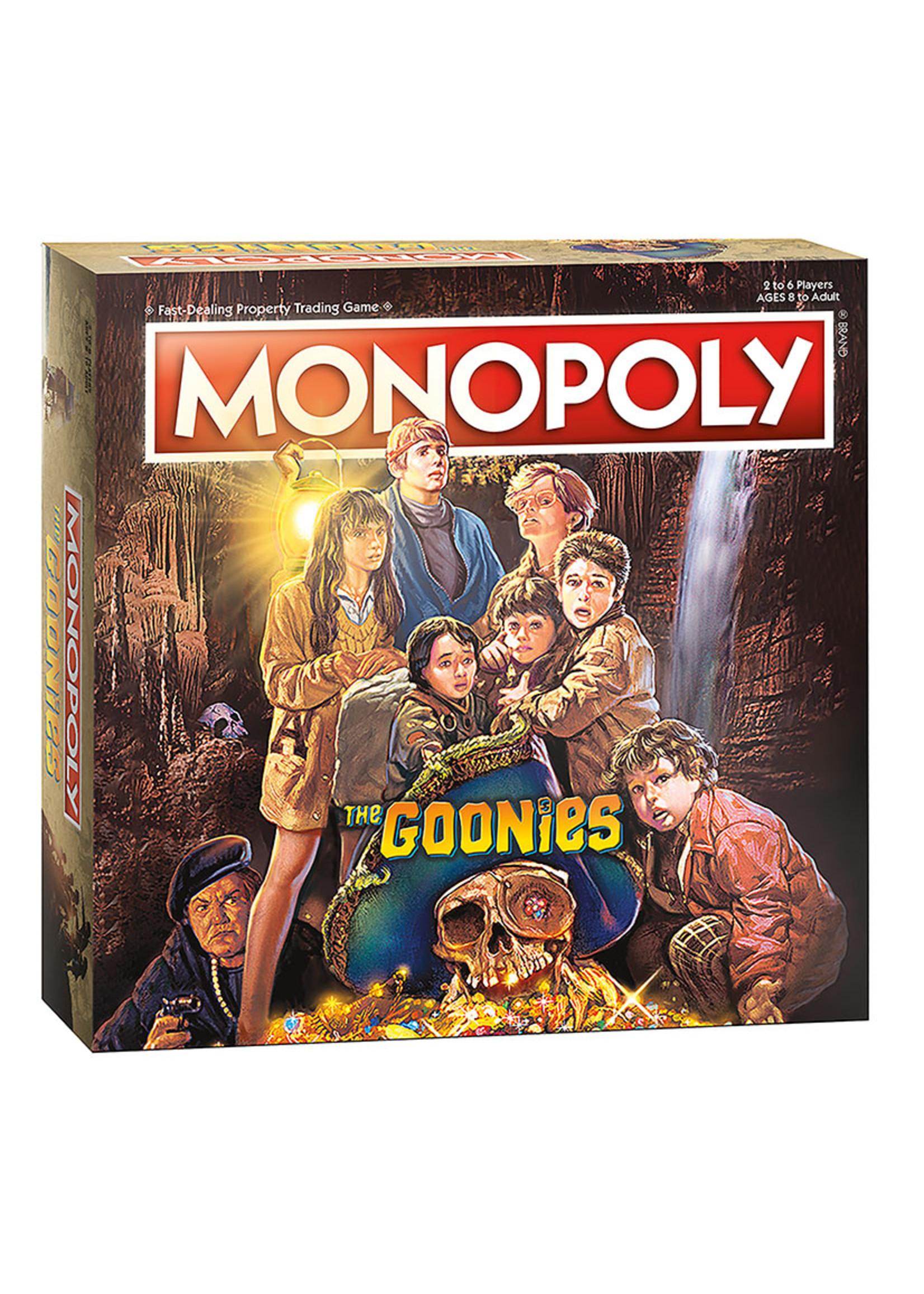 The OP Games Monopoly - The Goonies