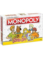 The OP Games Monopoly - Scooby Doo 50th Anniversary