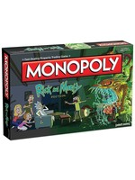 The OP Games Monopoly - Rick and Morty