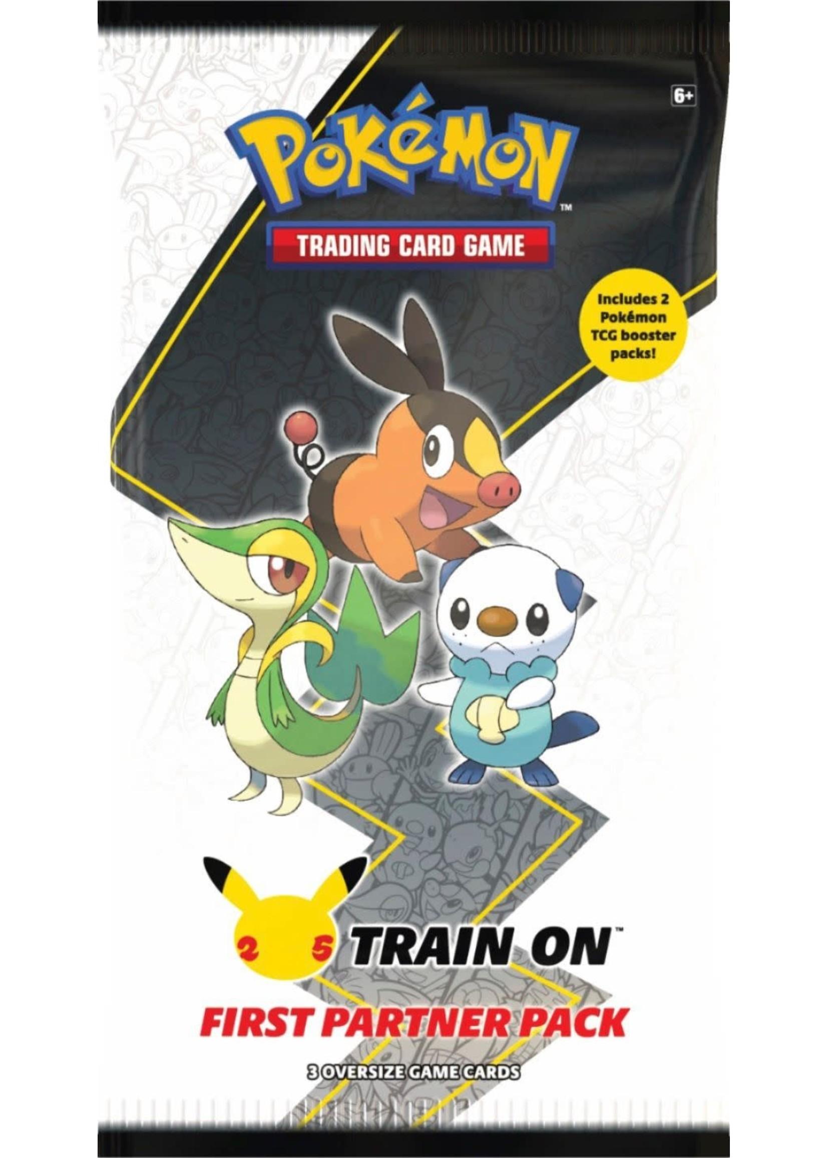 The Pokemon Company Pokemon First Partner Pack Unova